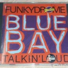 CDs de Música: FUNKYDROME.BLUE BAY.TALKIN LOUD.2002.. Lote 140211122