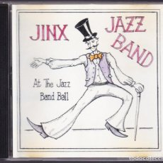 CDs de Música - M - JINX JAZZ BAND - AT THE JAZZ BAND BALL - 140278934