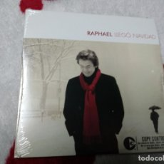 CDs de Musique: RAPHAEL LLEGÓ NAVIDAD CD SINGLE PROMO PRECINTADO EDICION LIMITADA 200 COPIAS JOHN LENNON / YOKO ONO. Lote 140297304