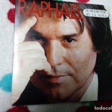 CDs de Musique: RAPHAEL SE MUERE POR MI LA NIÑA CD SINGLE PROMOCIONAL PORTADA DE CARTON AÑO 1994 CONTIENE 1 TEMA. Lote 140299234