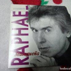 CDs de Musique: RAPHAEL MALAGUEÑA CD SINGLE PROMOCIONAL DE CARTON DEL AÑO 1994 CONTIENE 1 TEMA. Lote 140299976