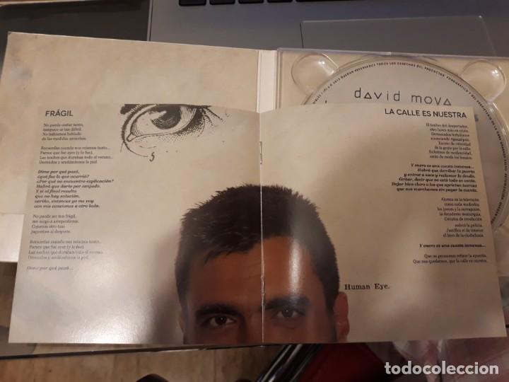 CDs de Música: David Moya. La horas invisibles.2013 - Foto 4 - 140320014