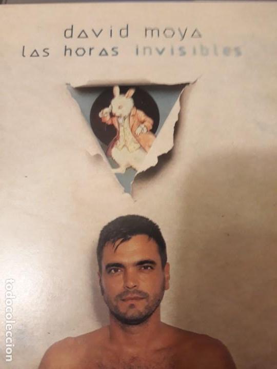 DAVID MOYA. LA HORAS INVISIBLES.2013 (Música - CD's Melódica )