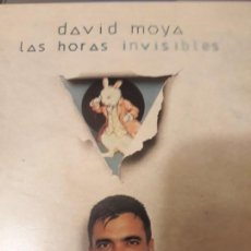 CDs de Música: DAVID MOYA. LA HORAS INVISIBLES.2013. Lote 140320014