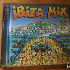 CDs de Música: 2CD IBIZA MIX 97 'VV.AA'. Lote 140332470