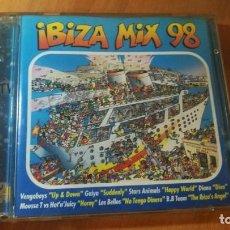 CDs de Música: 2CD IBIZA MIX 98 'VV.AA'. Lote 140333518
