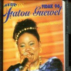 CDs de Música: FATOU GUEWEL / FIDAK 96 (MUSICA DEL MUNDO) CASETE. Lote 140349566