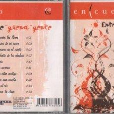 CDs de Música: EN CUERO, ENTRE GÜENA GENTE - CD ALBUM DE 2007 ,RF-735, BUEN ESTADO. Lote 140349982