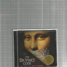 CDs de Música: CODIGO DA VINCI BANDA SONORA ORIGINAL. Lote 140358618