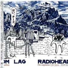 CDs de Música: EXCLUSIVO CD JAPON RADIOHEAD – COM LAG (2PLUS2ISFIVE) LIMITED. Lote 140383226