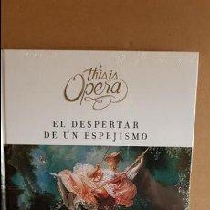 CDs de Música: THIS IS OPERA / MANON, DE J. MASSENET / LIBRO CD + DVD / PRECINTADO. Lote 182615103