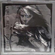 CDs de Música: VINCE NEIL EXPOSED. Lote 140390636