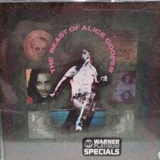 CDs de Música: ALICE COOPER THE BEAST OF ALICE COOPER. Lote 140390854