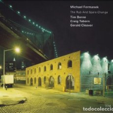 CDs de Música: MICHAEL FORMANEK - THE RUB AND SPARE CHANGE (CD). Lote 140391306