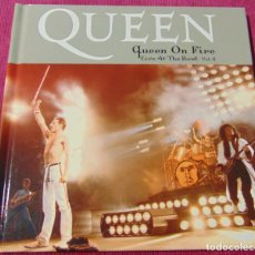 CDs de Música: QUEEN - QUEEN ON FIRE - LIVE AT THE BOWL VOL.2 - CD + LIBRO . Lote 140397970