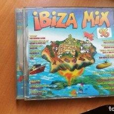 CDs de Música: 2CD IBIZA MIX 96 'VV.AA'. . Lote 140439294