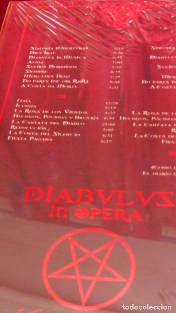 CDs de Música: MAGO DE OZ * Diabulus In Opera * Box Set 2CD+2DVD+LIBRO+PÚA+POSTER * Caja precintada - Foto 4 - 140452046