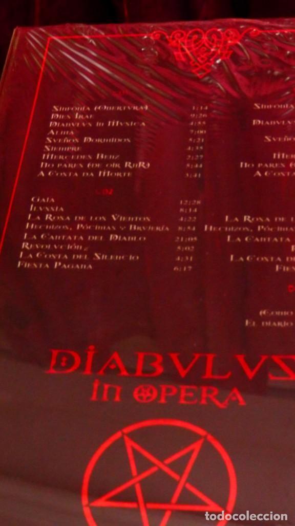 CDs de Música: MAGO DE OZ * Diabulus In Opera * Box Set 2CD+2DVD+LIBRO+PÚA+POSTER * Caja precintada - Foto 6 - 140452046