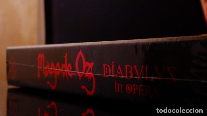 CDs de Música: MAGO DE OZ * Diabulus In Opera * Box Set 2CD+2DVD+LIBRO+PÚA+POSTER * Caja precintada - Foto 7 - 140452046