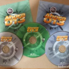 CDs de Música: 3 CD MUSICA 2013 RECOPILATORIO 13 AHORA 013 64 TEMAS EXITAZOS BLANCO Y NEGRO ORIGINAL. Lote 140459598