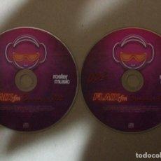 CDs de Música: 2 CD MUSICA ELECTRONICA FLAIX FM SUMMER 2013 EDITION RECOPILATORIO 36 TEMAS ORIGINAL. Lote 140462162