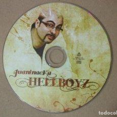 CDs de Música: CD MUSICA RAP JUANINACKA – HELLBOYZ 15 TEMAS MUY ESCASO RARO DESCATALOGADO ORIGINAL. Lote 140467074