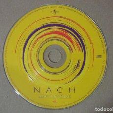 CDs de Música: CD MUSICA RAP NACH LOS VIAJES INMOVILES 14 TEMAS MUY ESCASO RARO ORIGINAL. Lote 140467634