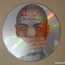 CDs de Música: CD MUSICA RAP EL CHOJIN IRA INSTINTO RAZON AUTOBIOGRAFIA 14 TEMAS MUY ESCASO RARO ORIGINAL. Lote 140468674