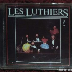 CDs de Música: LES LUTHIERS (VOL. 4) CD 1996 ARGENTINA. Lote 140484470