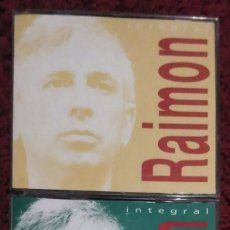 CDs de Música: RAIMON (INTEGRAL - 121 CANÇONS - VOL. 1, 2, 3, 4, 5, 6) 2 CD'S TRIPLES 1993. Lote 140484746