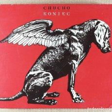 CDs de Música: CD MÚSICA CANCIONES CHUCHO KONIEC 14 CANCIONES 20O4. Lote 140486042
