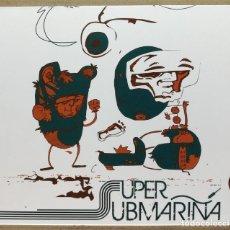 CDs de Música: CD MÚSICA CANCIONES SUPER SUBMARINA 4 CANCIONES SONY MUSIC 2009. Lote 140486502