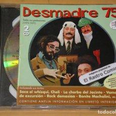 CDs de Música: DESMADRE 75, RAMA LAMA, CON DOS CD, DOBLE, DIFÍCIL,TODAS SUS GRABACIONES (1975-1977), ERCOM. Lote 140486622