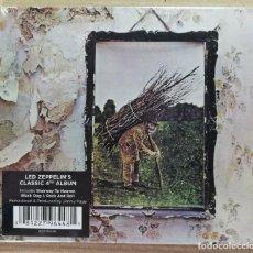 CDs de Música: CD MÚSICA CANCIONES LED ZEPPELIN`S CLASSIC 4TH ALBUM NUEVO PRECINTADO CON PLASTICO. Lote 140487882