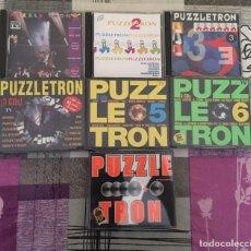 CDs de Música: COLECCIÓN PUZZLETRON COMPLETA (VOLÚMENES 1 AL 7). Lote 140489314