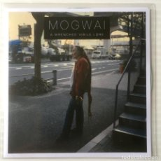 CDs de Música: MOGWAI. A WRENCHED VIRILE LORE. ROCK ACTION RECORDS, 2012. PROMO. POST ROCK. Lote 140489874