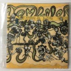 CDs de Música: ATOMIZADOR. ROMPE EL DOGMA. 2006-2007. KRÁTER. PUNK. EDICIÓN LIMITADA 100 COPIAS.. Lote 140490878