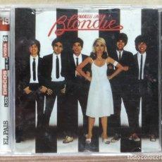 CDs de Música: CD MÚSICA CANCIONES BLONDIE PARALLEL LINES 13 CANCIONES LOS DISCOS DE TU VIDA 2 19. Lote 140492386