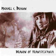 CDs de Música: MICHAEL C. DRAGON - TRANSSYLVANIA. Lote 140494794