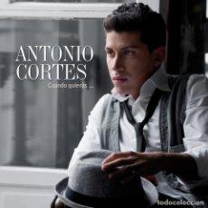 CDs de Música: CD ANTONIO CORTES CUANDO QUIERAS LATIN COPLA. Lote 140495154
