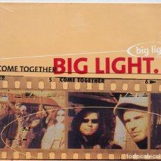 CDs de Música: BIG LIGHT - COME TOGETHER. Lote 140504022