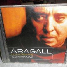 CDs de Música: CUATRO CDS DE JAUME ARAGALL (VER FOTOS). Lote 140506882