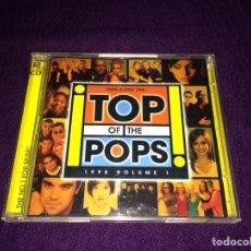 CDs de Música: CD TOP OF THE POPS 'VOLUME 1' BBC (1998). Lote 140507210