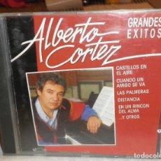 CDs de Música: CD ALBERTO CORTEZ GRANDES EXITOS AÑO 1987. Lote 140511610