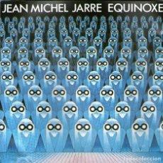 CDs de Música: JEAN MICHEL JARRE - EQUINOXE - CD ALBUM - 8 TRACKS - DISQUES DREYFUS / POLYDOR 1978. Lote 140516130