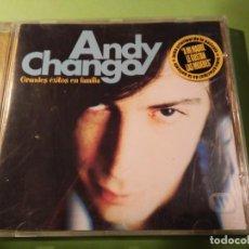 CDs de Música: CD. ANDY CHANGO: GRANDES ÉXITOS EN FAMILIA.. Lote 140517010