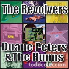 CDs de Música: THE REVOLVERS / DUANE PETERS & THE HUNNS - THE ARTIST FORMERLY KNOWN AS REBELLION. Lote 140528382