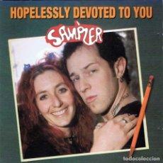 CDs de Música: V.A. - HOPELESSLY DEVOTED TO YOU. CD. HOPELESS RECORDS. Lote 140528698