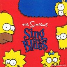 CDs de Música: THE SIMPSONS - SING THE BLUES. CD. GEFFEN. Lote 140561234