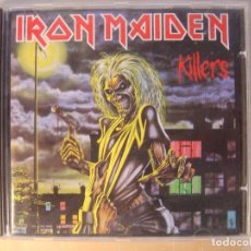 CDs de Música: IRON MAIDEN - KILLERS - CD HOLANDES - EMI. Lote 140567570
